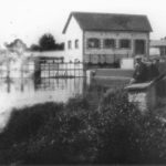 1908 Moulin à eau dans l'Aube en Champagne Ardenne