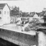1908 Moulin de Chappes en Champagne Ardenne dans l'Aube