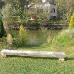 Gîte de groupe au Moulin dans l'Aube près de Paris, coin baignade