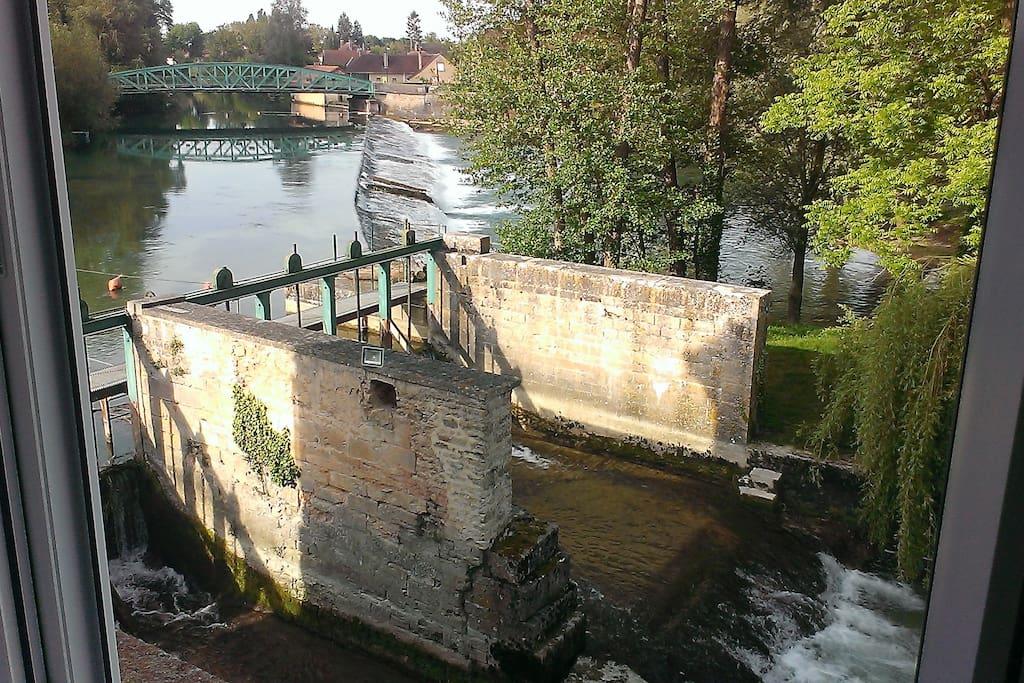 Moulin de Chappes près de Paris, gîte et chambres d'hôtes